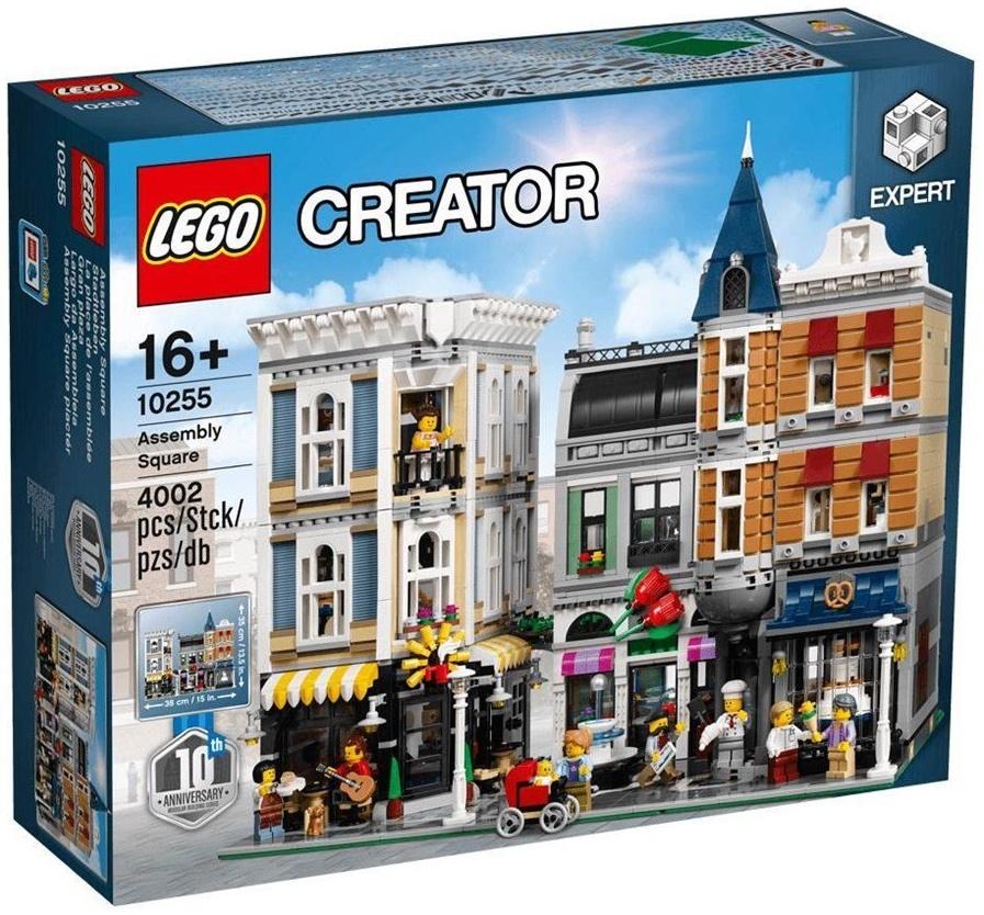 LEGO® Creator 10255 Stadtleben Bild 1