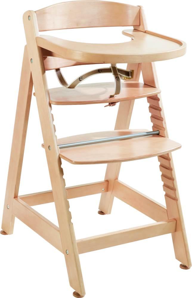 Roba 'Sit Up MAXI' Hochstuhl natur Bild 1