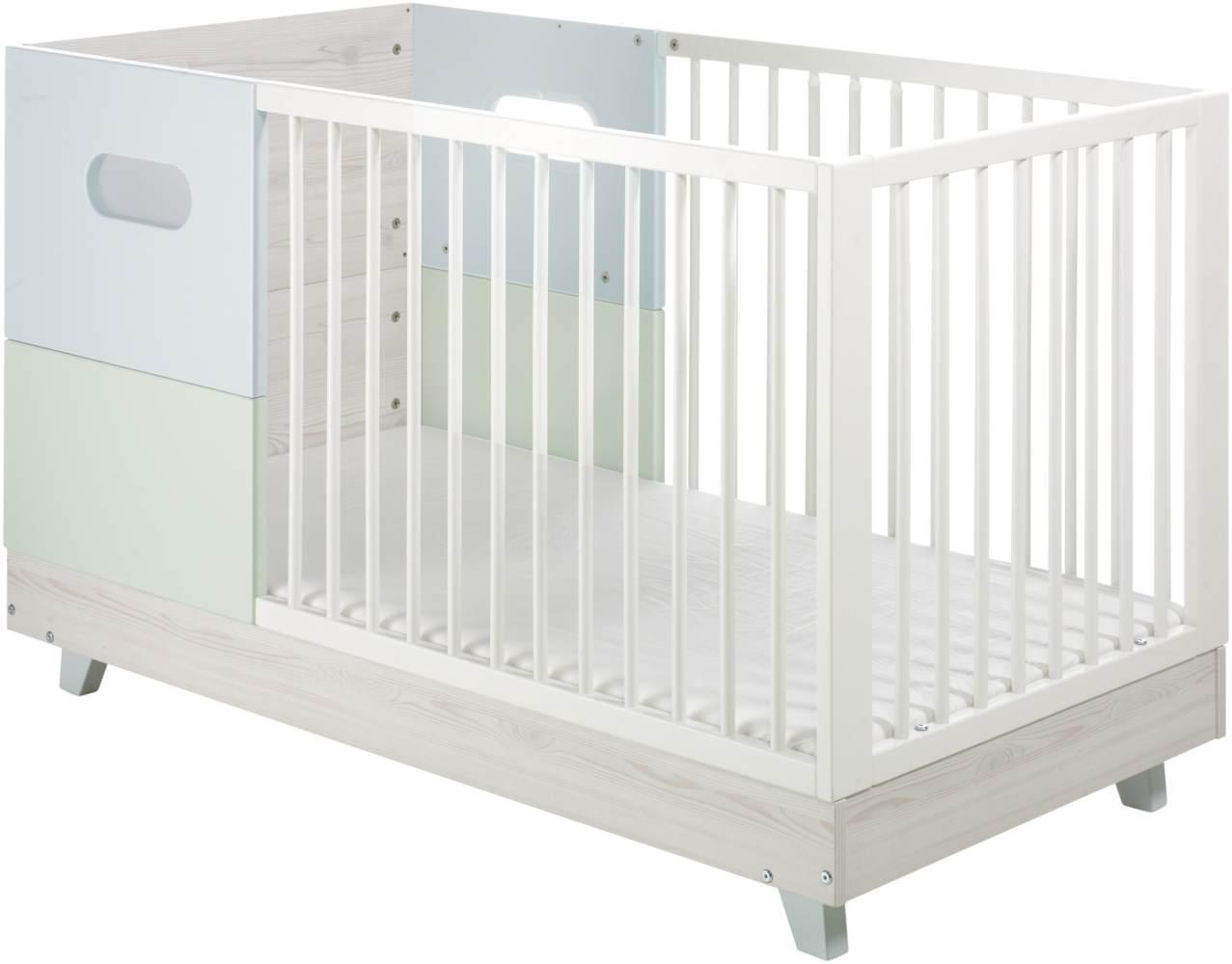 Geuther Kinderbett MOMO 70x140cm Bild 1