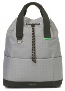 Babymel BM5529 Top N Tail ECO Wickeltasche grey Bild 1