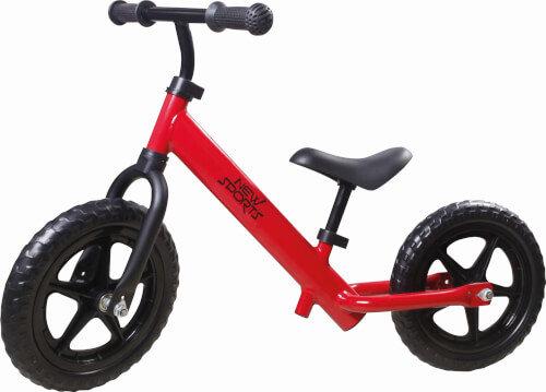 New Sports Laufrad rot, 12 Zoll Bild 1