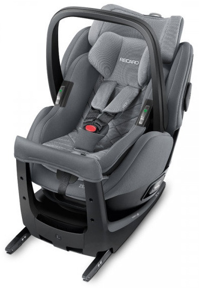 Recaro Zero.1 Elite i-Size Aluminium Grey Kollektion 2019 Bild 1