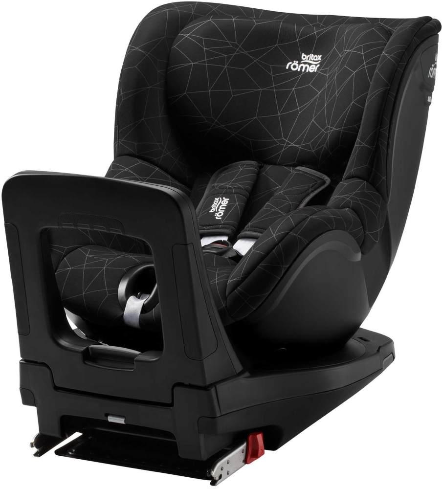 Britax Römer - Dualfix M i-Size Kindersitz Crystal Black Kollektion 2019 Bild 1