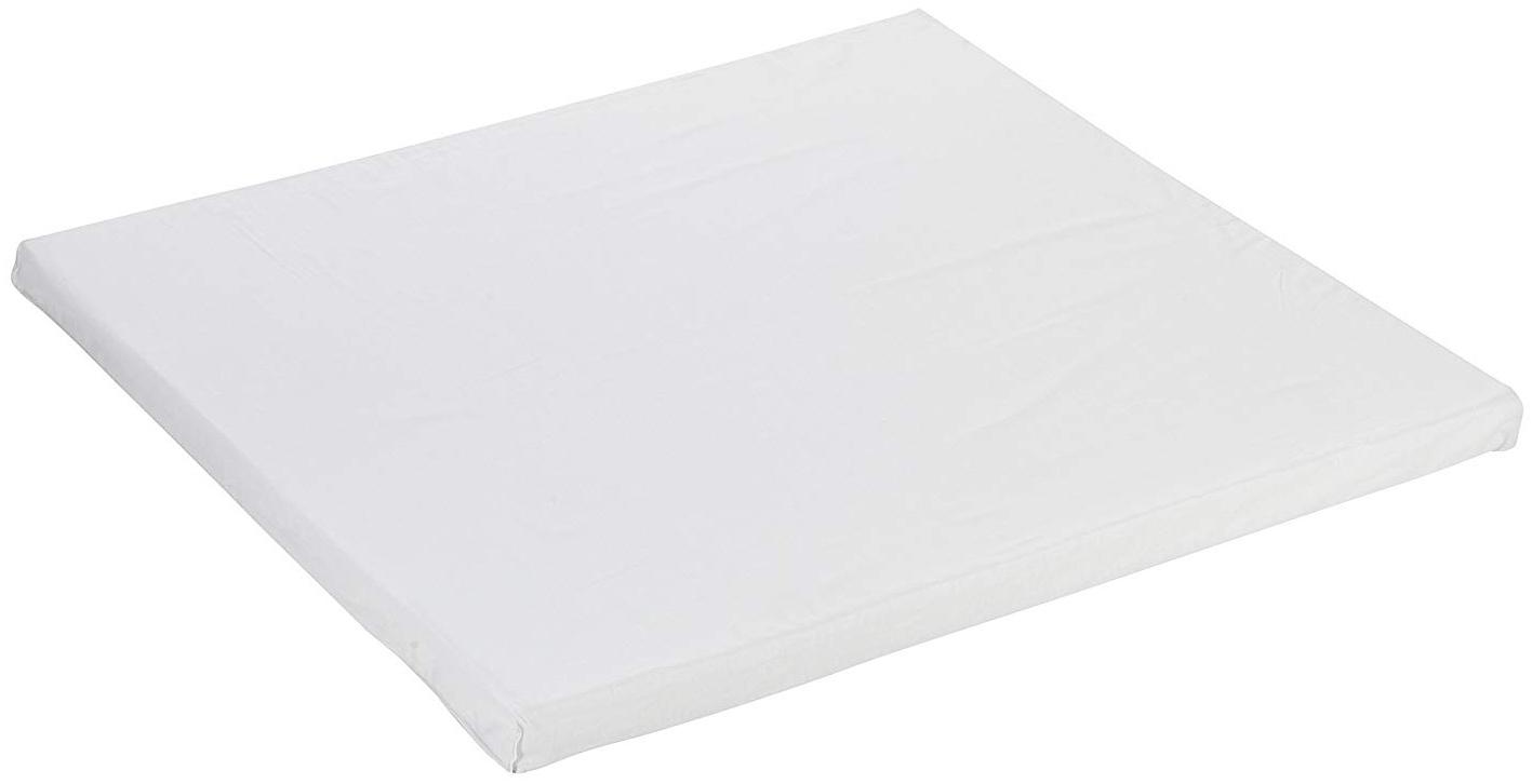 Alvi Laufstallmatratze Exclusiv Komfortschaum 96 x 96 cm Bild 1