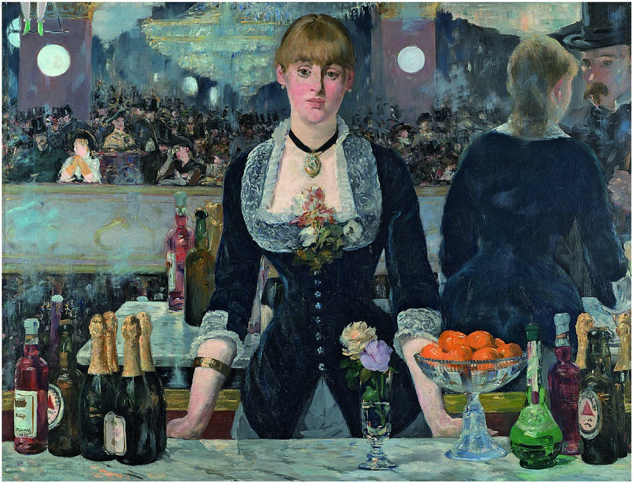 International Publishing 0901N26074B - A Bar at The Folies-Bergere, Klassische Puzzle Bild 1