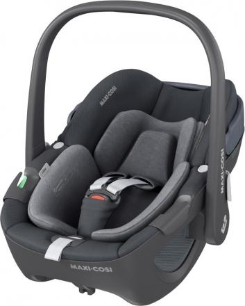 Maxi-Cosi 'Pebble 360' Babyschale 2021 Essential Graphite, 0 bis 13 kg (Gruppe 0+) Bild 1