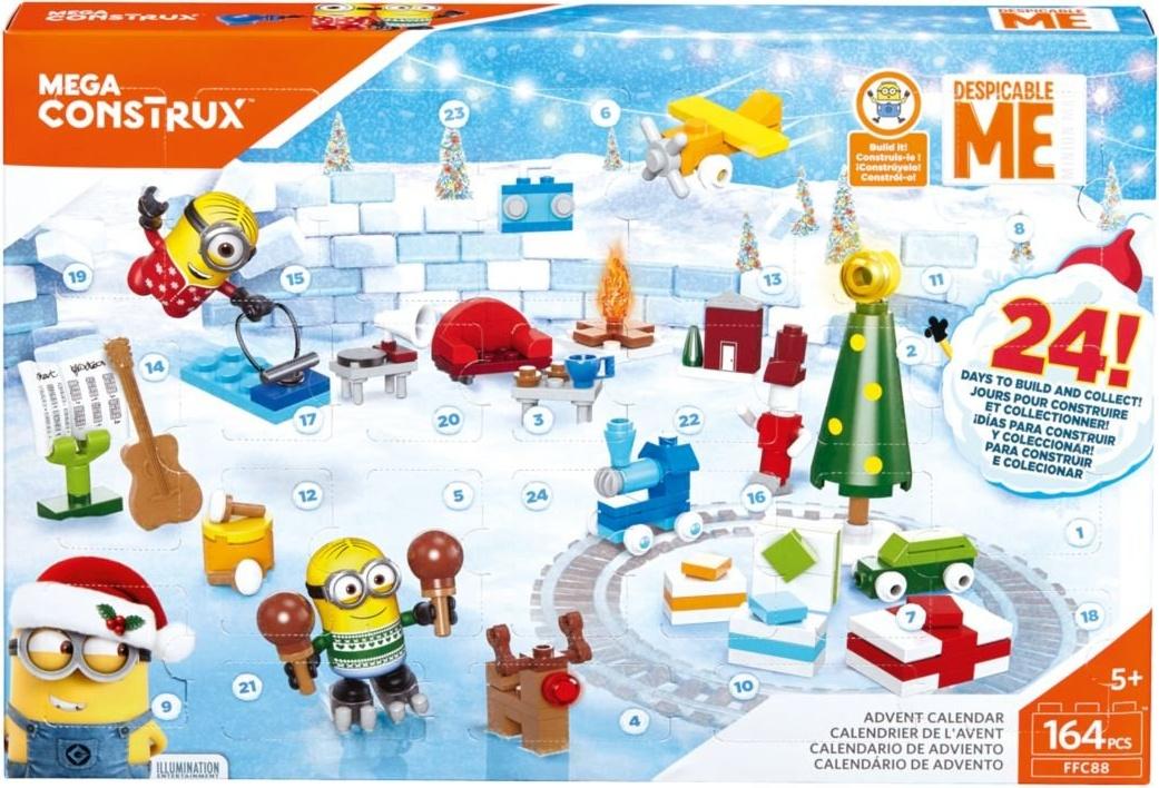 Mattel - Mega Construx Adventskalender - Ich - einfach unverbesserlich 3 Bild 1