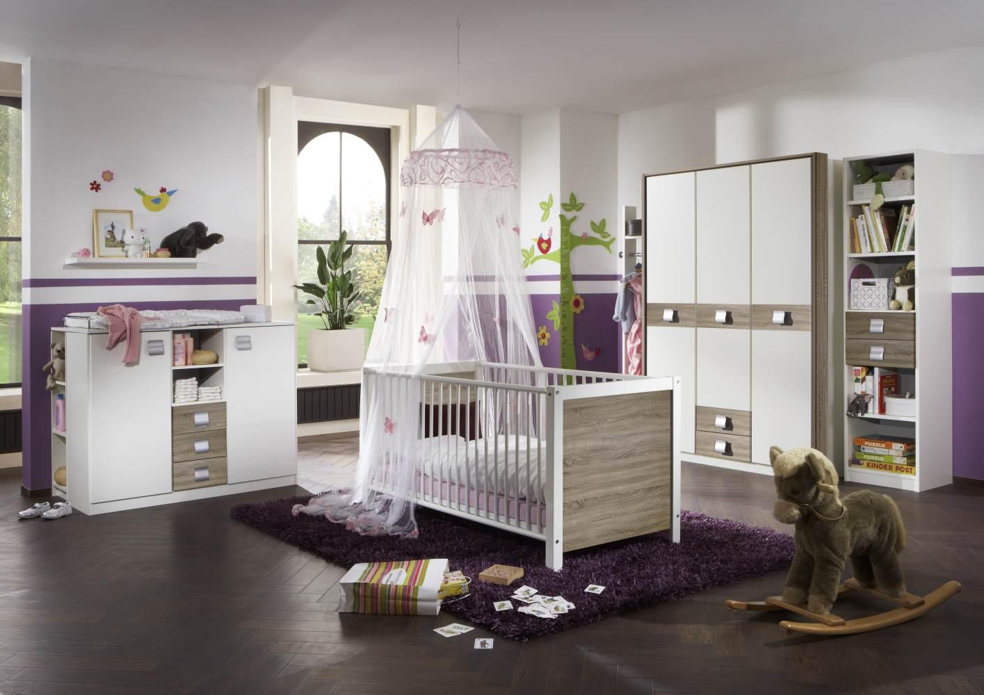 Wimex 'JALTA' 4-tlg. Babyzimmer-Set Bild 1