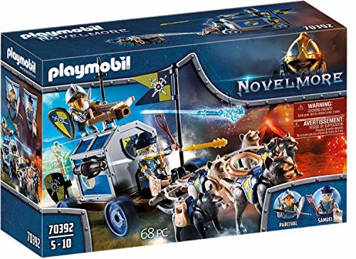 Playmobil Novelmore 70392 'Schatztransport', 68 Teile, ab 4 Jahren Bild 1