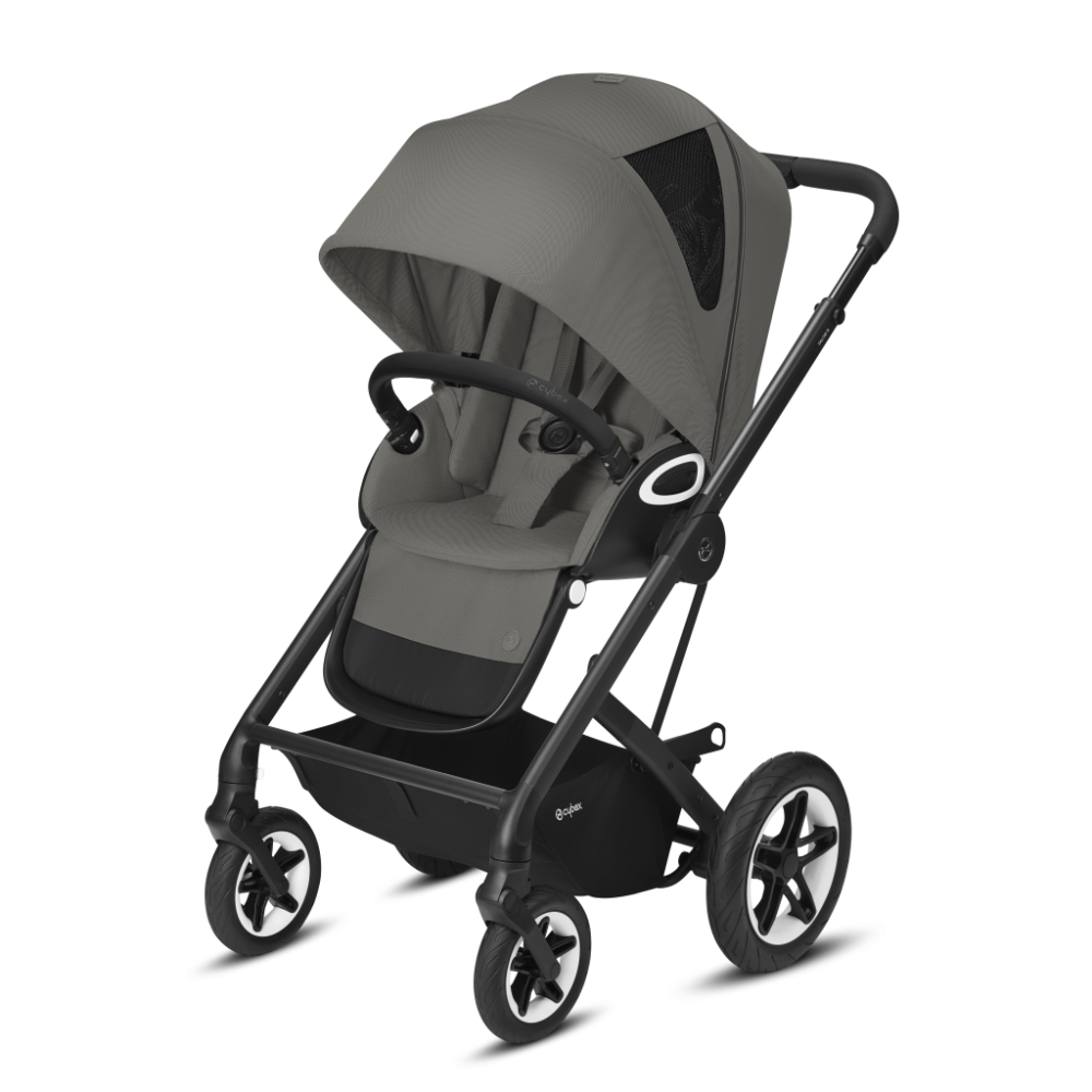 CYBEX Gold 'TALOS S LUX' Buggy 2021 Black/Soho Grey Bild 1