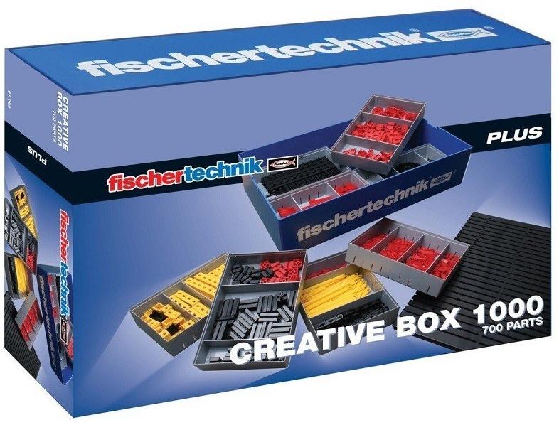 Fischertechnik - Creativ box 1000 (91082) Bild 1