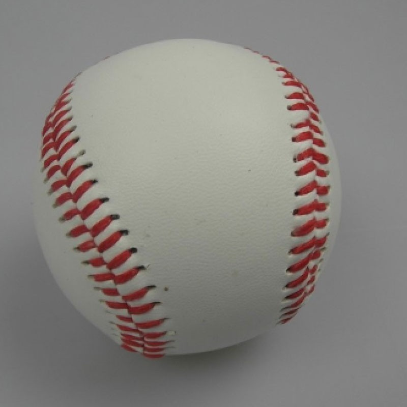 New Sports Baseball Handgenäht 7cm Bild 1