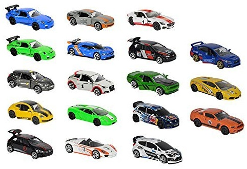 Majorette - Racing Cars, 18-sort. Bild 1