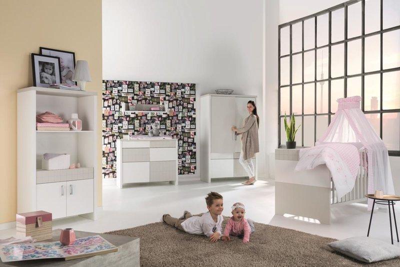 Schardt 'Joy' 3-tlg. Babyzimmer-Set Bild 1