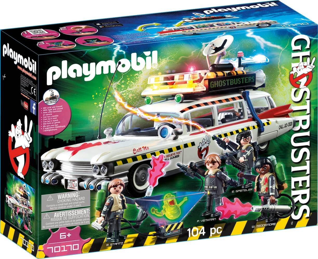 PLAYMOBIL - Ghostbusters Ecto-1A 70170 Bild 1