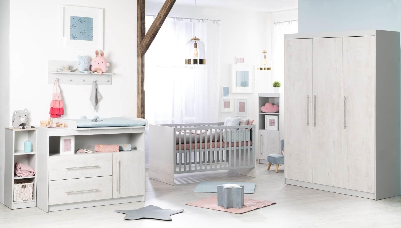 Roba 'Maren 2' 3-tlg. Babyzimmer-Set Bild 1