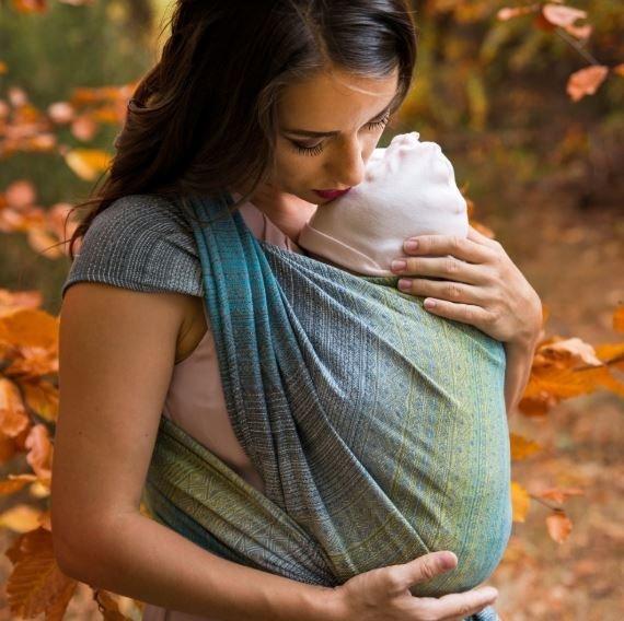 Didymos Babytragetuch Prima Sole Levante Gr.6 Bild 1