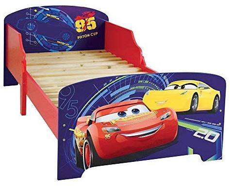 Fun House 'Cars' Kinderbett 70x140cm Bild 1