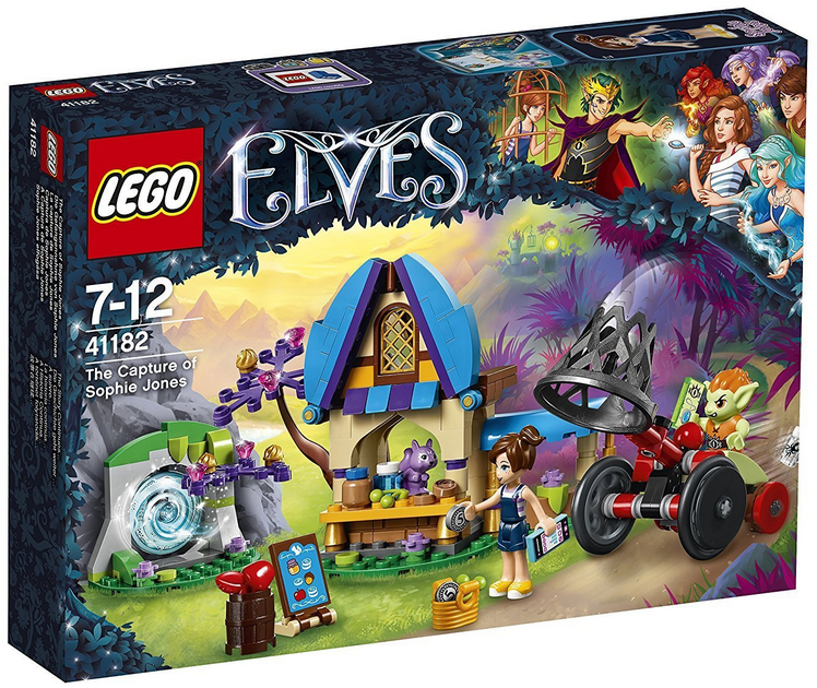 LEGO Elves 41182 - Die Gefangennahme von Sophie Jones Bild 1