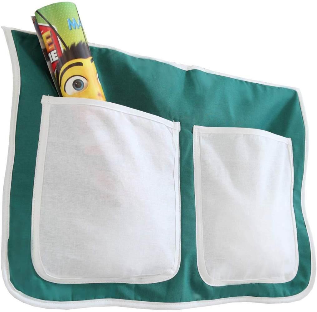 Ticaa 'goal' Bett-Tasche für Hoch- und Etagenbetten Bild 1