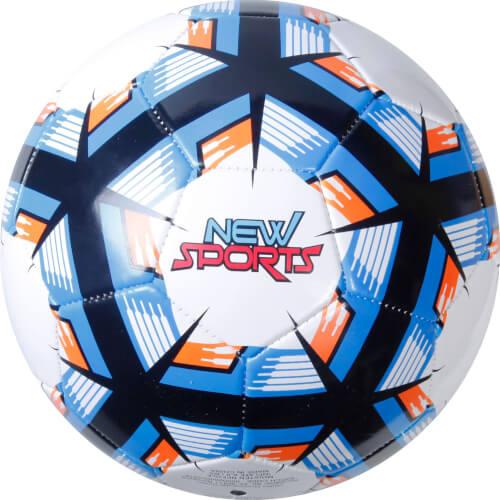 New Sports Fußbälle Größe 5, aufgeblasen Bild 1