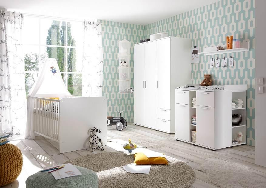 Bega 'Bibo 3' 6-tlg. Babyzimmer-Set Bild 1