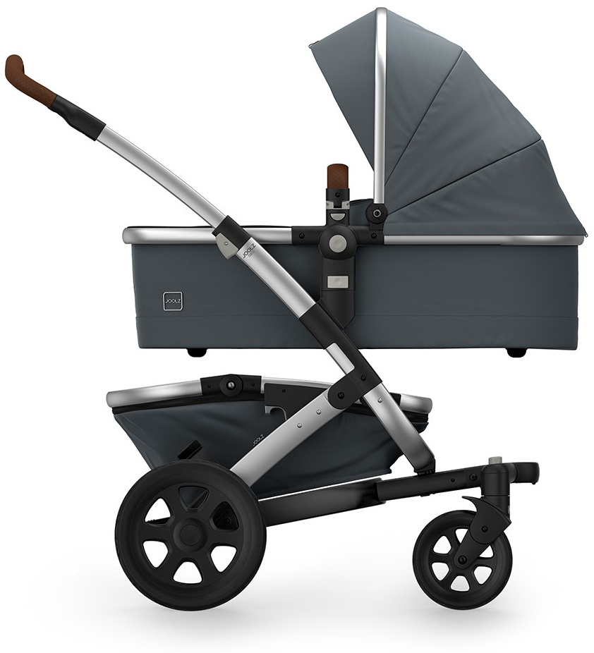 Joolz 'Geo 2' Kombikinderwagen 4plusin1 2020 in Gorgeous Grey, inkl. Cybex Aton 5 Babyschale in Deep Black Bild 1