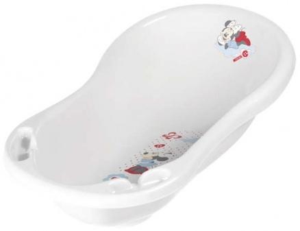 Badewanne OKT 84 cm Minnie Mouse weiß (Baby Plus) Bild 1