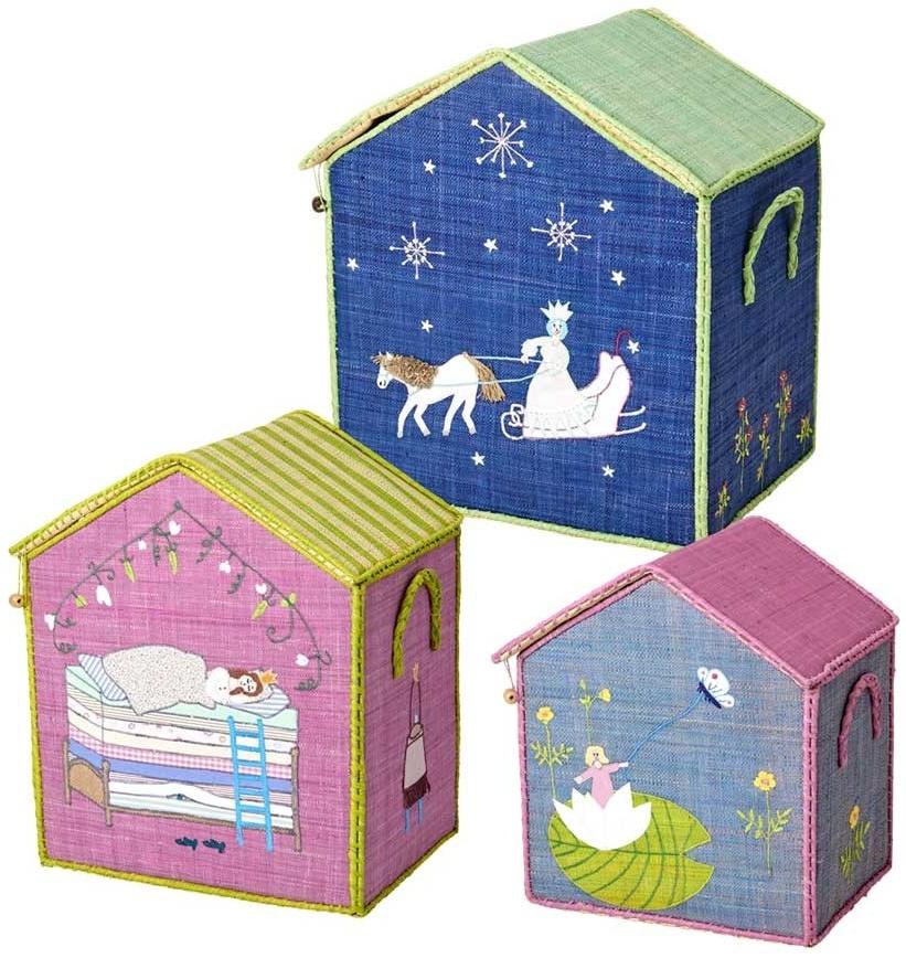 Rice Spielzeugkorb-Set Andersens Märchen Bild 1