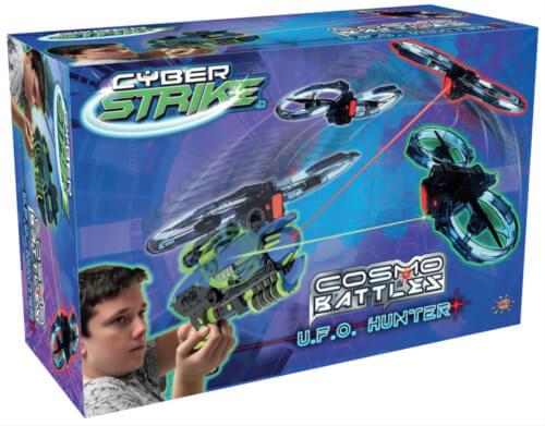 Cyber Strike - Cosmo Battle - Ufo Hunt Bild 1
