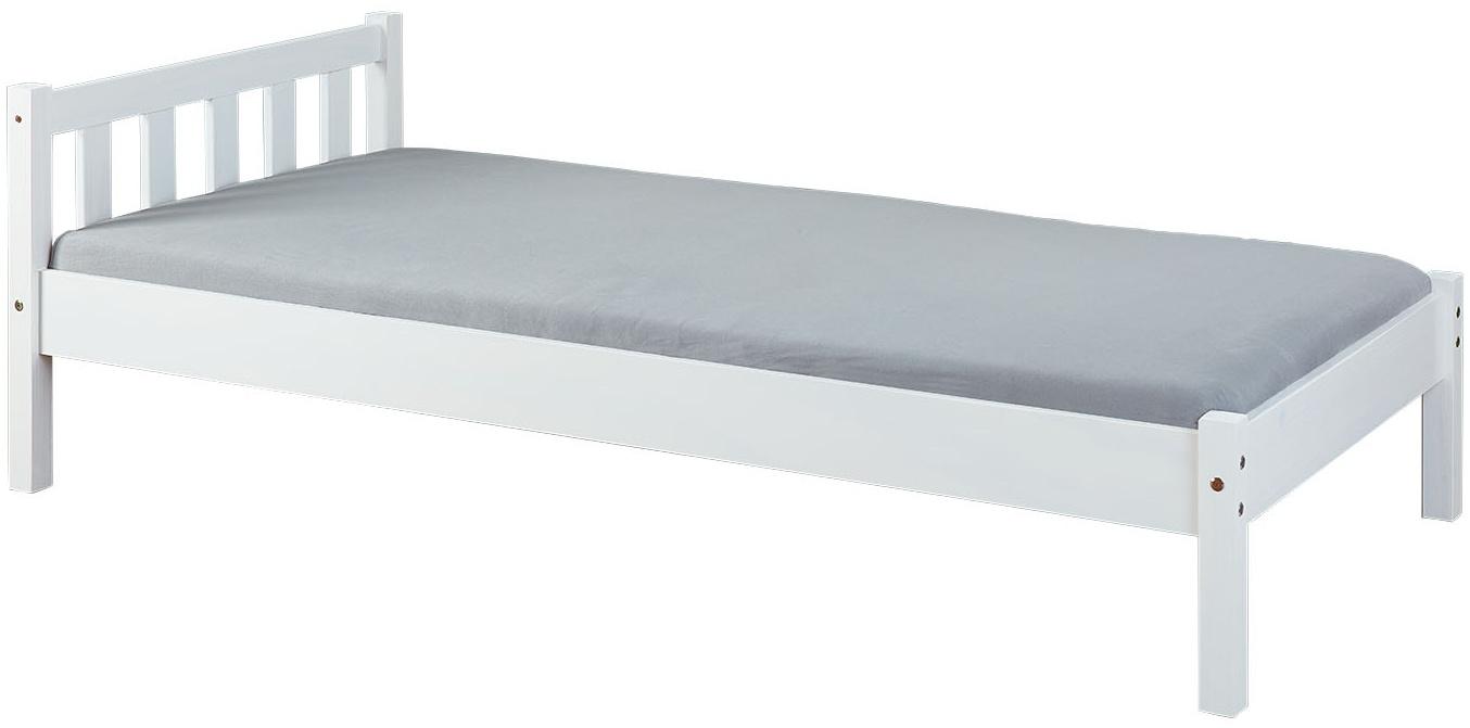 Interlink Kinderbett 'Vilmar' 90 x 200 cm weiß, ohne Lattenrost Bild 1