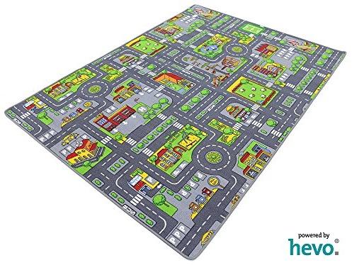 HEVO Kinderteppich 200x400 cm Bild 1