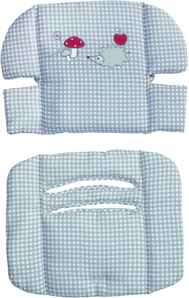 Roba 'Adam & Eule' Sitzverkleinerer blau Bild 1