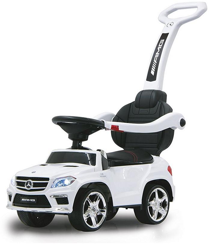 Jamara 460244 'Rutscher Mercedes-Benz AMG GL63 weiß 2in1' ab 12 Monaten, bis 23 kg belastbar, weiß Bild 1