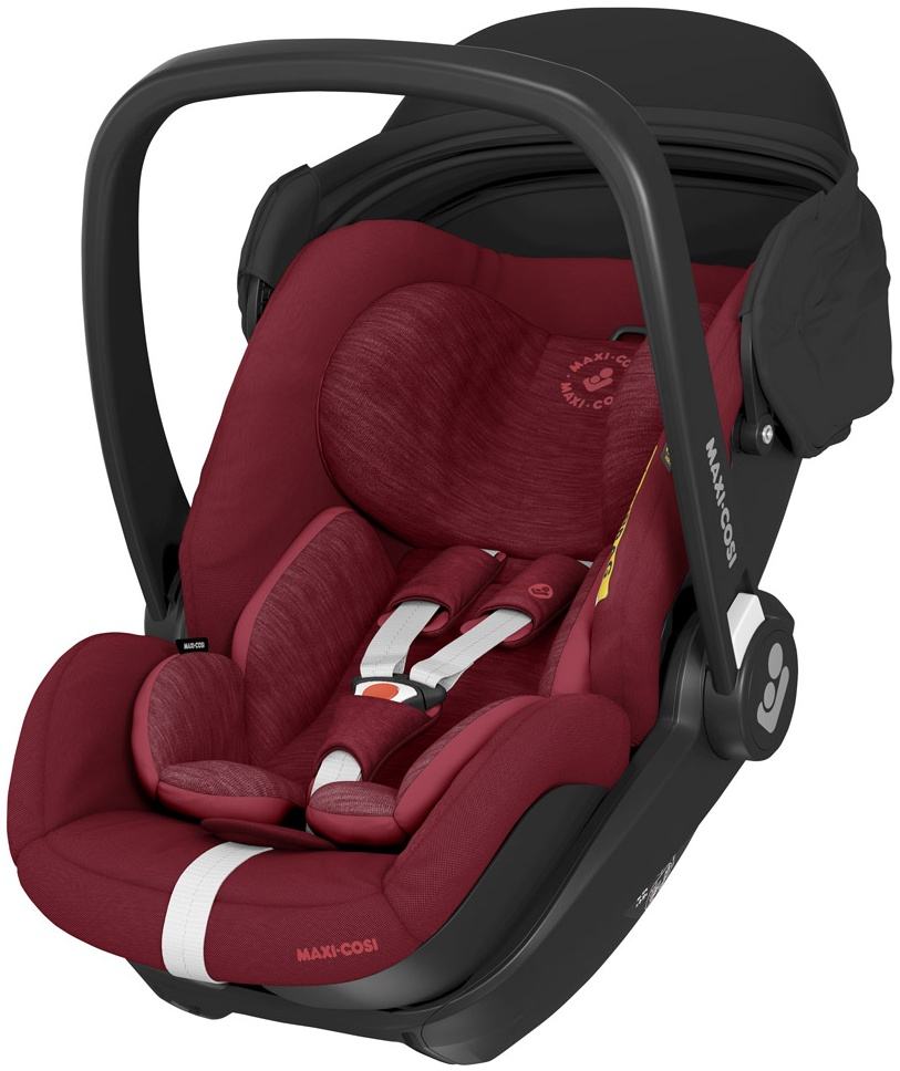 Maxi Cosi 'Marble' Babyschale 2020 Essential Red, 0 bis 13 kg (Gruppe 0+) Bild 1