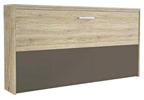 Rauch Funktionsbett Susi 90*200 cm Grau Bild 1
