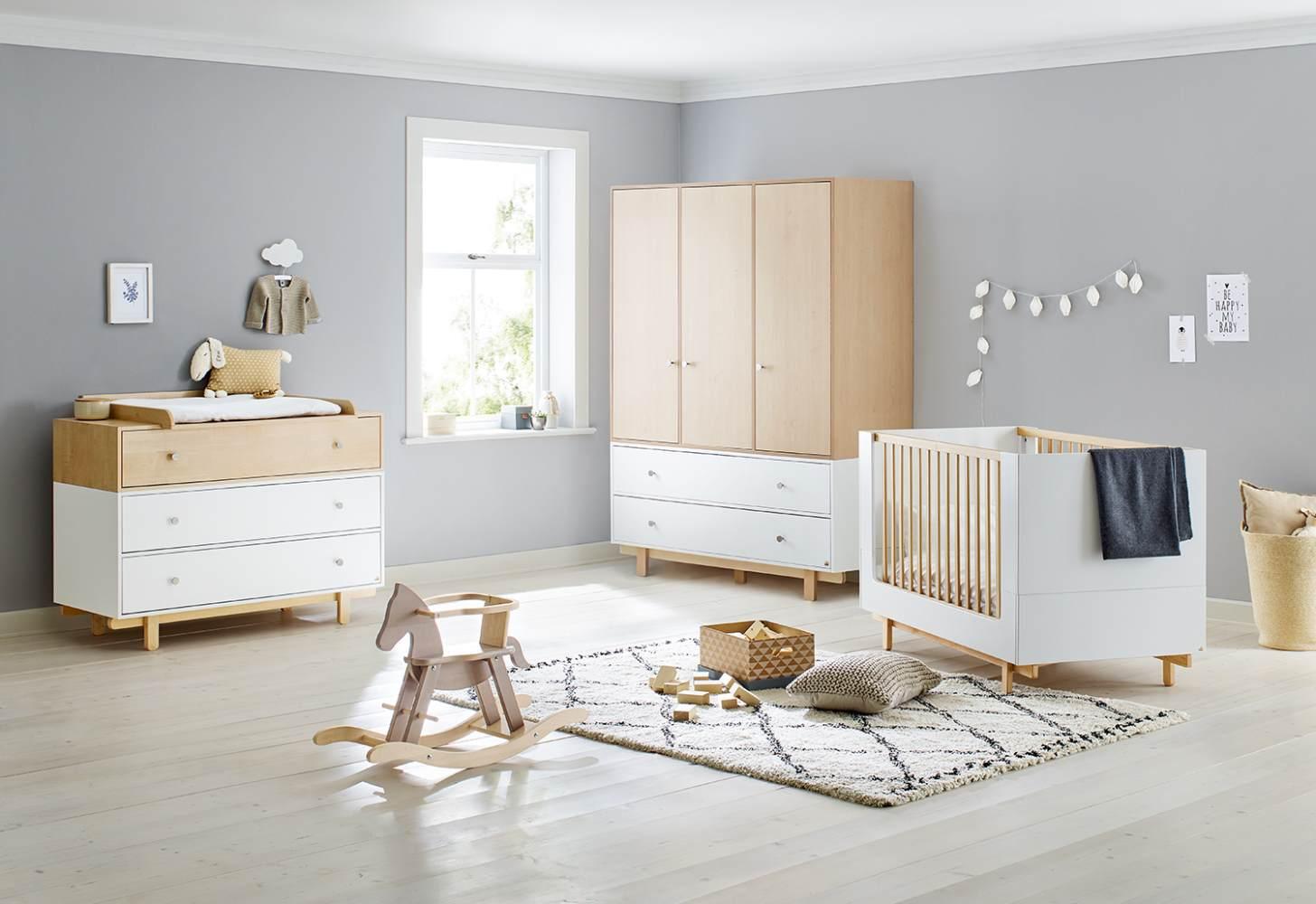 Pinolino 'Boks' Kinderzimmer-Set breit, groß Bild 1