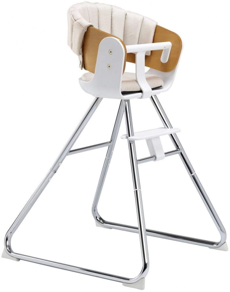 iCandy Hochstuhl MiChair mit Comfort Pack Pearl Bild 1