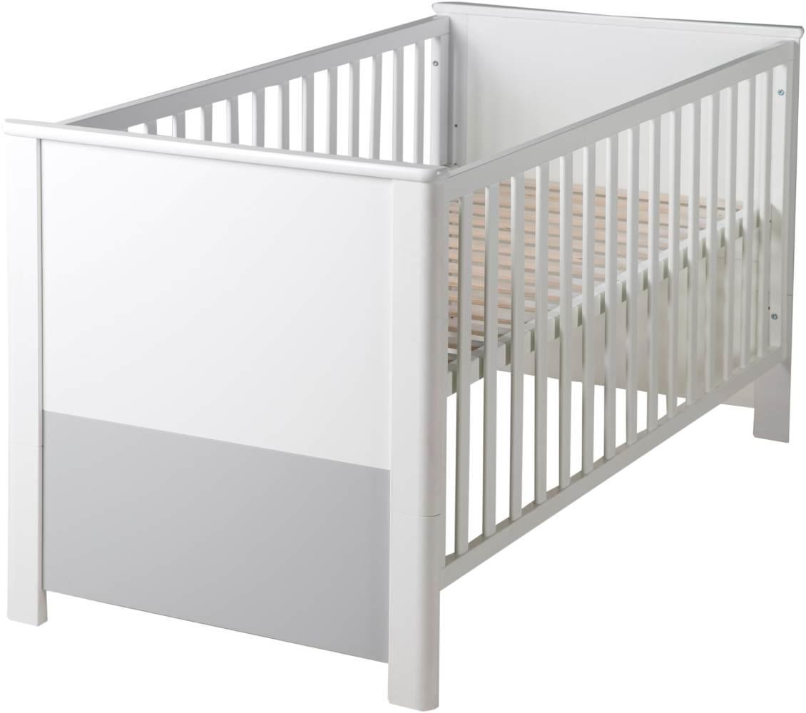 Roba 'Linus' Kombi-Kinderbett weiß Bild 1