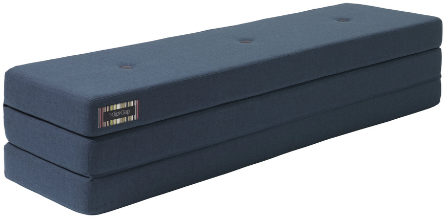 KlipKlap 3 Fold XL 200 cm Dark Blue Bild 1