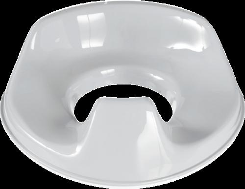 bebe-jou Toilettensitz de Luxe Hellgrau Bild 1