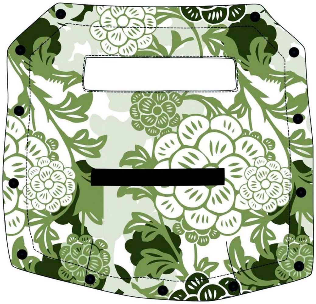 Ergobaby OCTAP Options Cover - Tapestry Bild 1