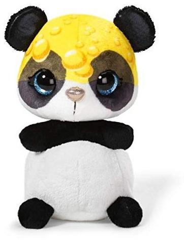 NICI 38800 - NICIdoos Bubble Panda Gofu Classic, Plüschtiere, 16 cm Bild 1