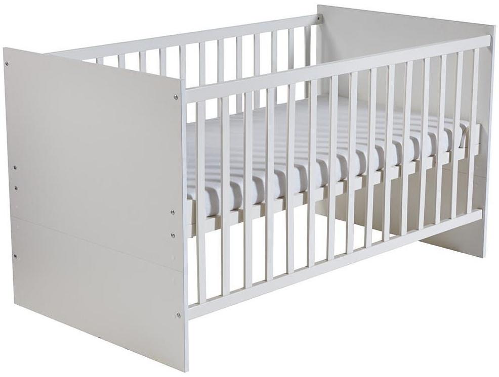 Roba 'Maren' Kinder-Kombibett weiß, inkl. Umbauseiten Bild 1