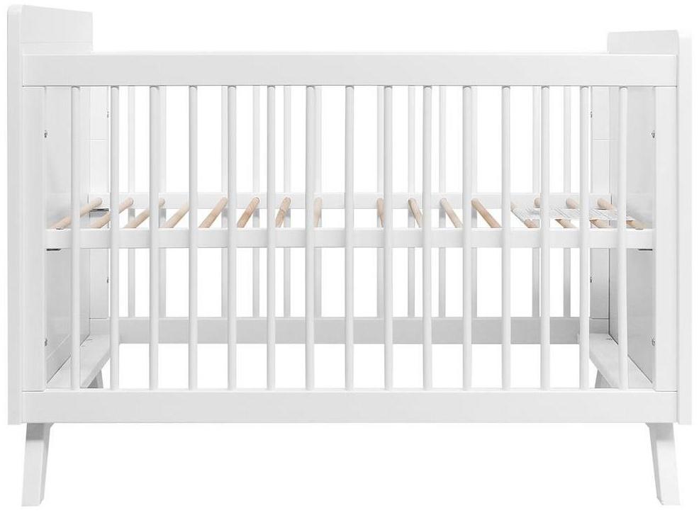 Bopita 'Fiore' Babybett 60x120 weiß Bild 1