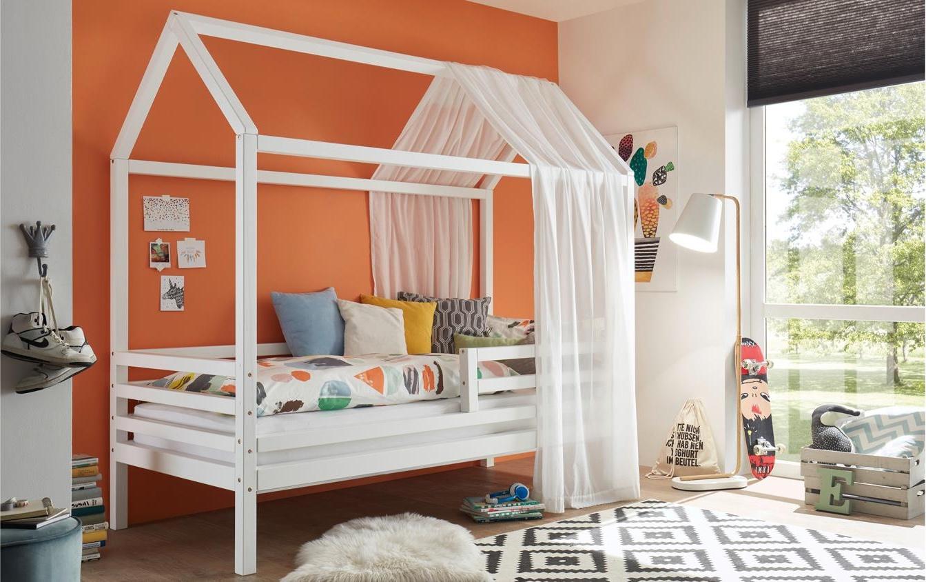 Bega 'Karlson' Hausbett 90x200 cm, weiß Bild 1