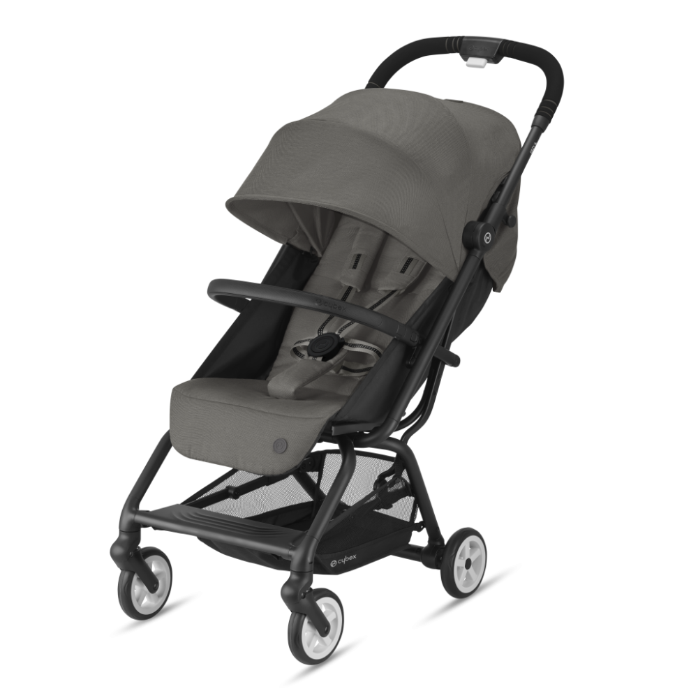 CYBEX Gold 'EEZY S 2' Buggy 2021 Black/Soho Grey Bild 1