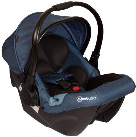 BabyGO Twinner Carseat blue Bild 1