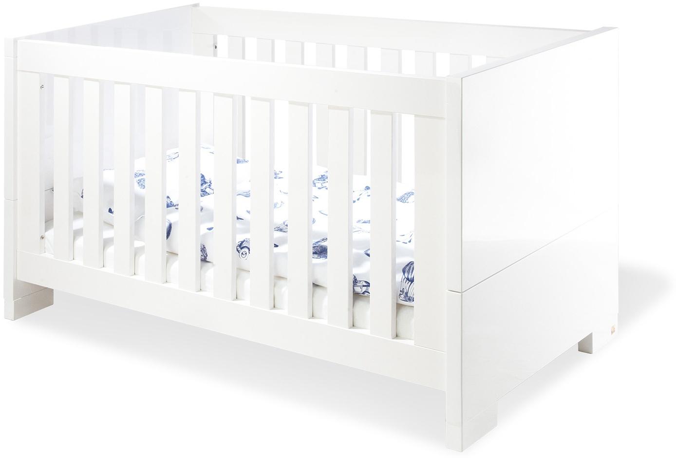 Pinolino 'Sky' Kombi-Kinderbett weiß Bild 1