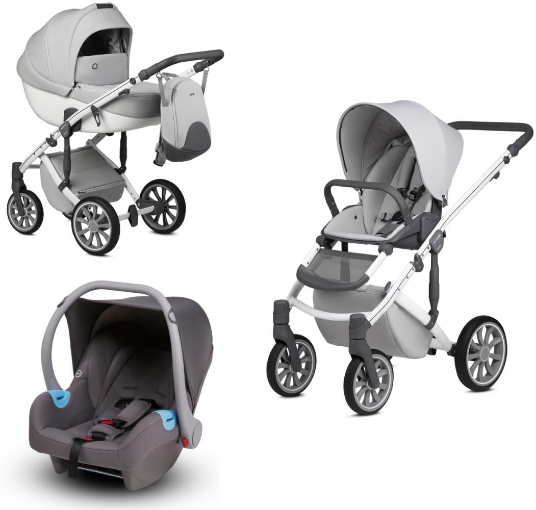 Anex 'm/type' Kombikinderwagent 2020 Fog inkl. Babyschale Bild 1